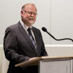 Redner Dr. Winfried Dalferth beim Stifterfest der Diakoniestiftung am 16.10.2015 in Schwäbisch Hall